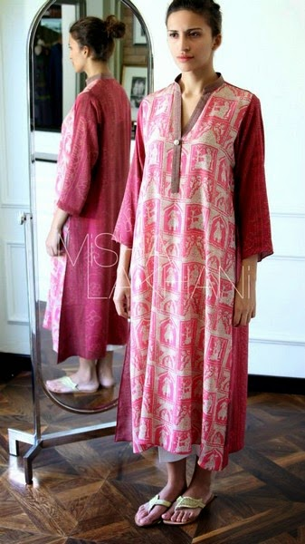 Misha Lakhani - Rajput Eid Collection 2014