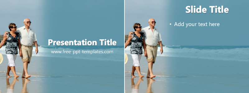 Retirement powerpoint template retirement ppt template free powerpoint templates toneelgroepblik Images