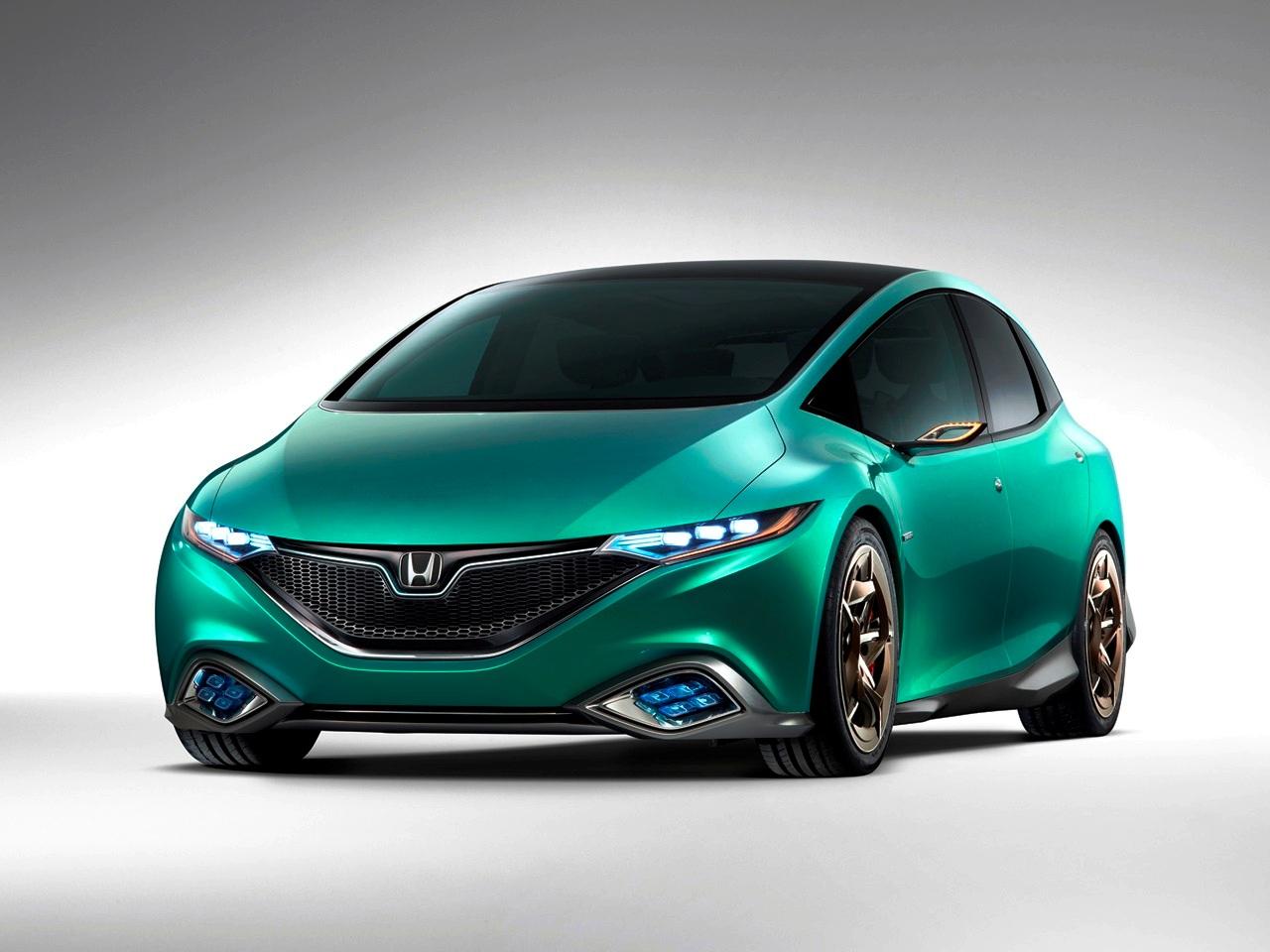 2012 honda s hybrid stylish smart and surprise concept for Honda smart car