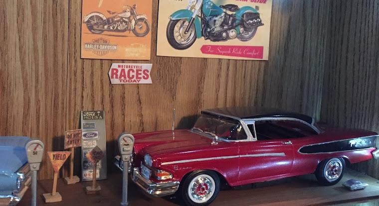 1958 Ford Edsel Ranger ~