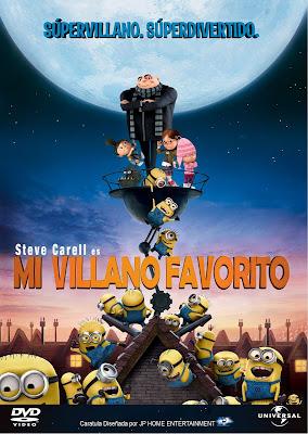Gru, Mi villano Favorito (2010) DVDRip Español Latino 1  Link