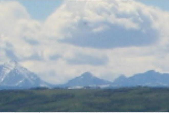 UFO 1 - Southern Alberta