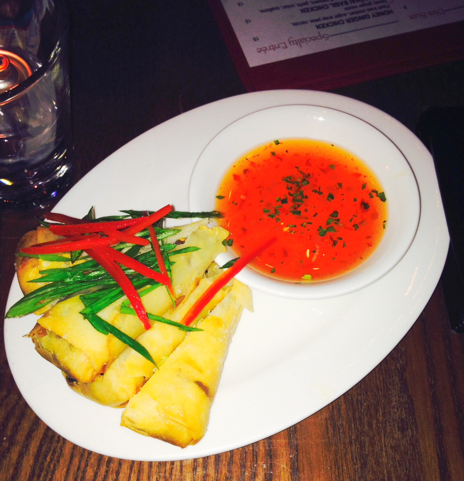 Real college student of atlanta eating in atl aja for Aja asian cuisine