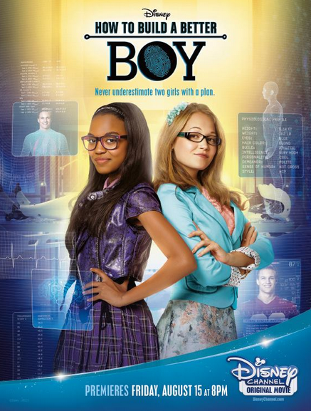 How to build a better boy poster png