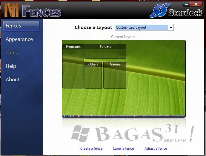 Fences Aplikasi Untuk Merapihkan Desktop 1
