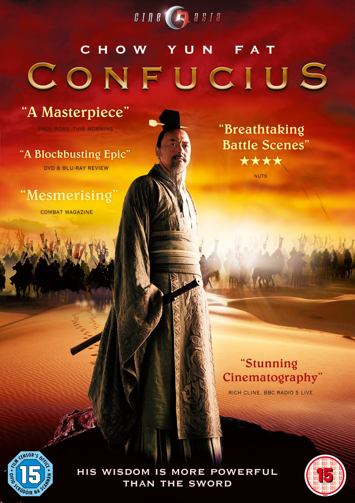 Confucius Movie
