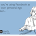 Facebook boostar Egot