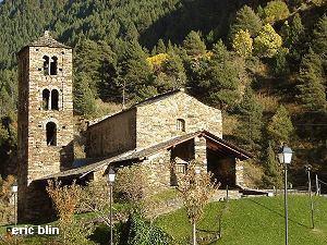 L'art roman en Andorre