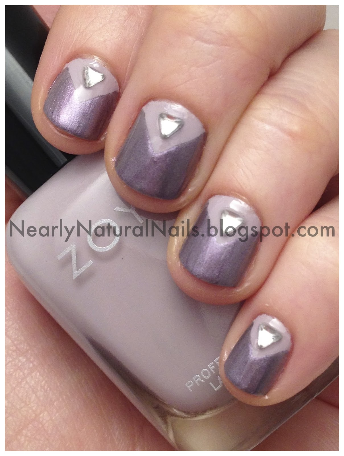 Clear Nails With Designs   Nail Designs, Hair Styles, Tattoos and ...
