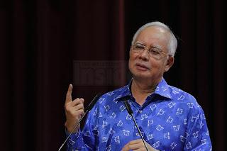 Petanda Terkini Kejatuhan Najib