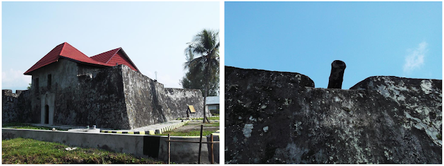 Benteng Barneveld - Wisata Sejarah Pulau Bacan (Halmahera Selatan)