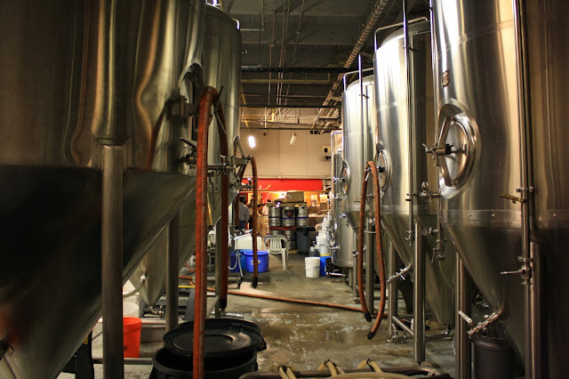 New Jersey Beer Company, Fermentation Tanks, Craft Beer