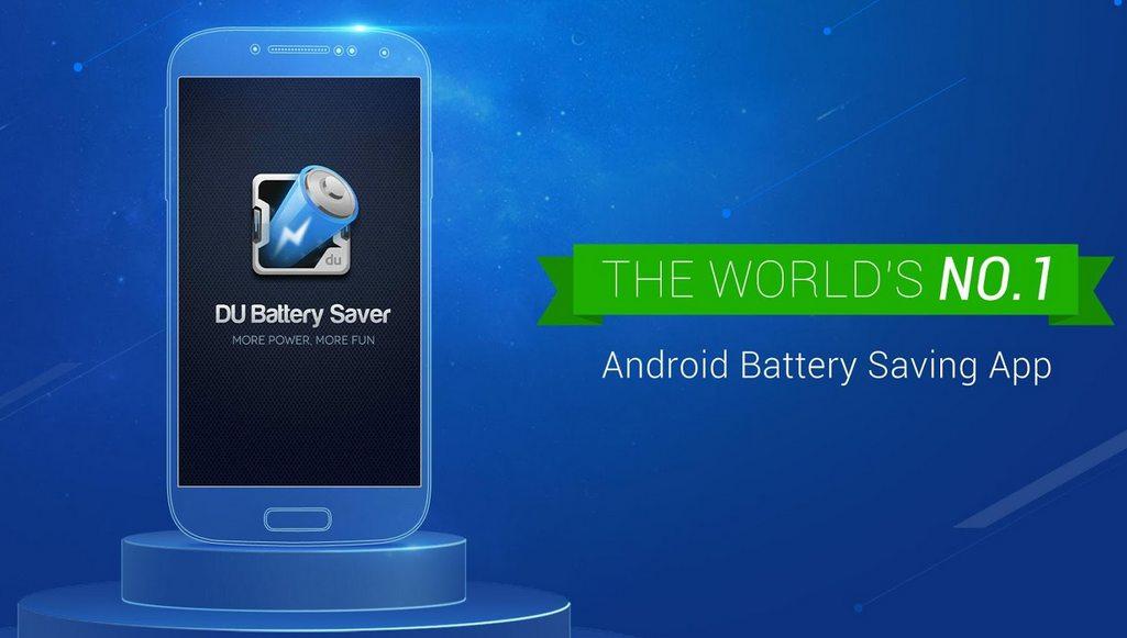 Aplikasi Baterai Android - Penghemat daya baterai DU Battery Saver