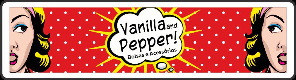 Vanilla and Pepper Bolsas e Acessórios Artesanais