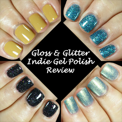 Gloss & Glitter Indie Gel Polish Review