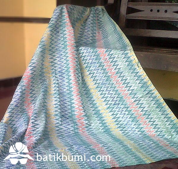 Batik Cap motif Tirto Tedjo