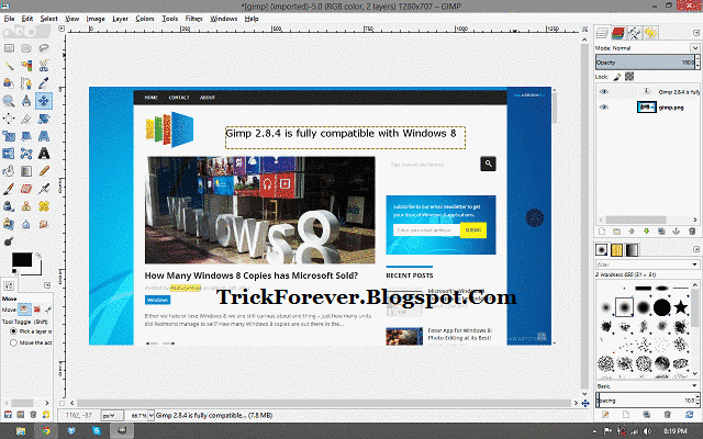 Top 5 Image Photo Editing Software For Windows Xp 7 8 8 1 Tips And Tricks