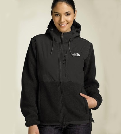 abrigos the north face mujer