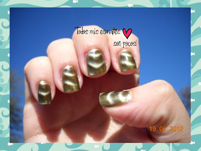 china glaze cling on magnetico magnetix uñas nails esmaltes nail polish