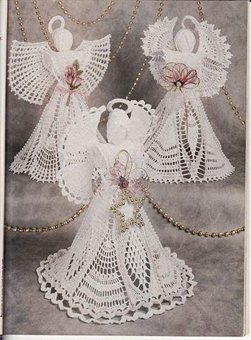 Tejido A Crochet Cisnes | Jongose Ninja