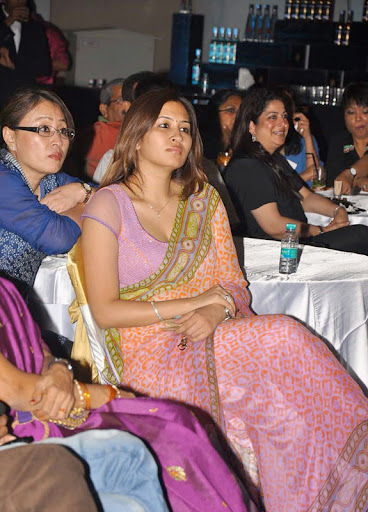 Jwala Gutta hot Saree Pic