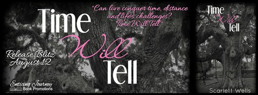 Time Will Tell Release Blitz