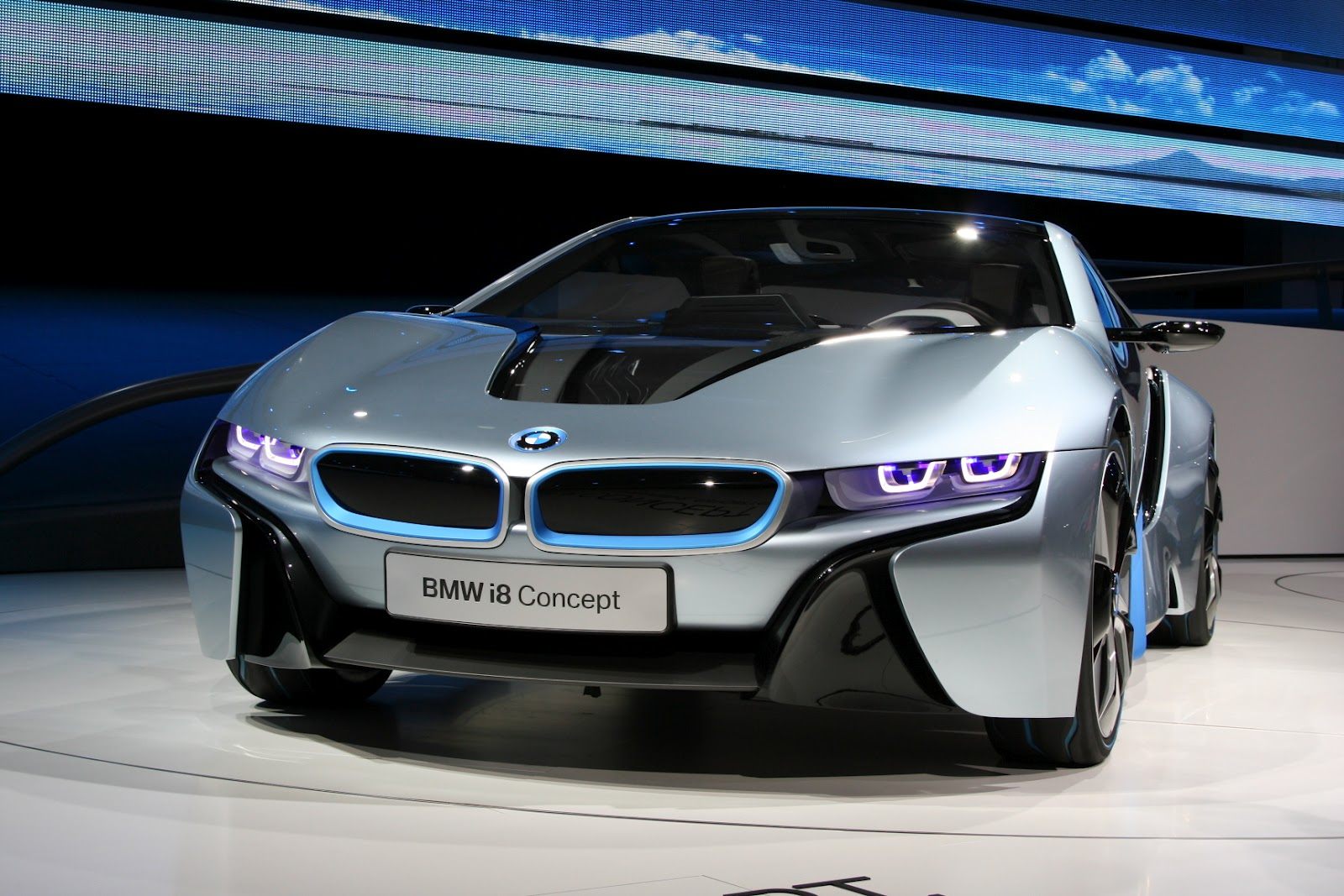 2011 BMW i8 Concept | Best Techno Buzz