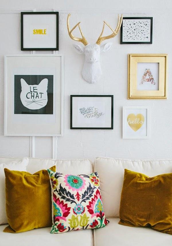 ideas-deco-como-combinar-cojines-dorado