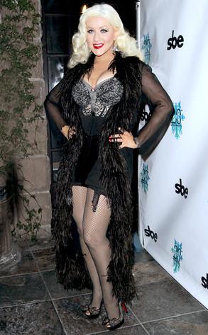 Christina Aguilera Ugly