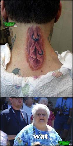 Mãe Fiz Uma Tatuagem
