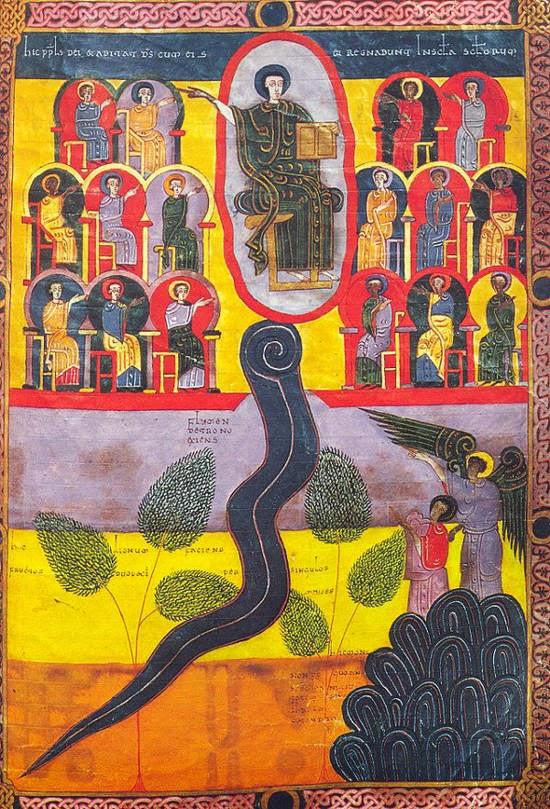 Yerusalem Baru, 12 suku israel