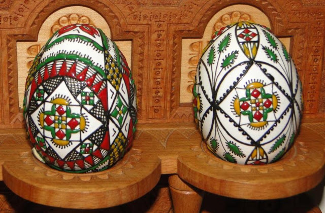 Ukrainian Easter Eggs, Pysanka Museum, Kolomya
