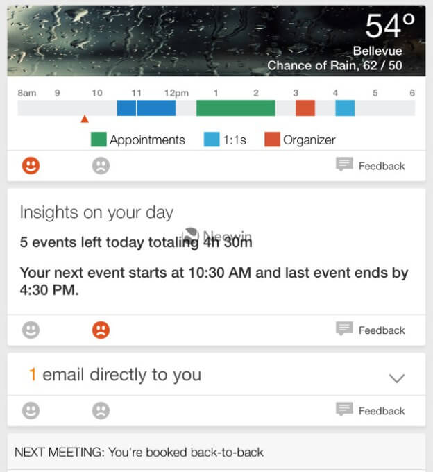 Microsoft Office Now, a digital personal assistant app, coming soon to Windows, Android, and iOS
