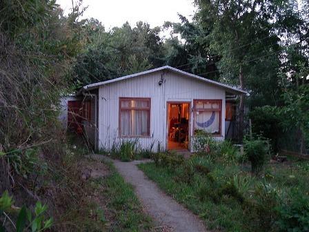 Mi casita frente al río
