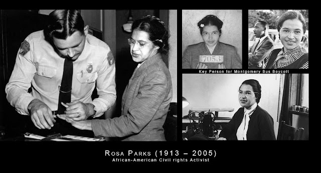 a biography of rosa parks a civil rights activist