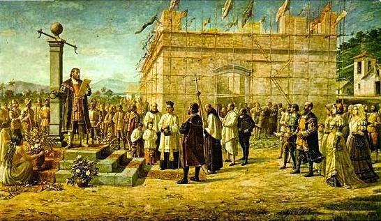 fondation de Santos