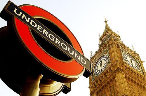 Лондонский метрополитен самый старый