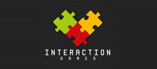26 Interesting Designs of Puzzle Logo
