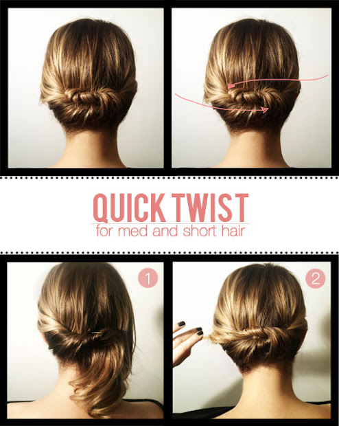 love hairstyle quick