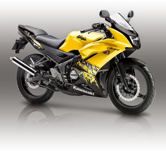 Kawasaki Tak Tertarik Sport 150cc 4 Tak