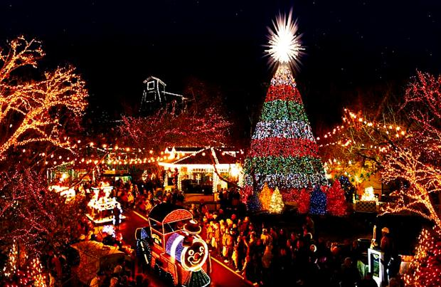 world wide tourist destinations 6 us towns with incredible christmas celebrations - Christmas Town North Carolina