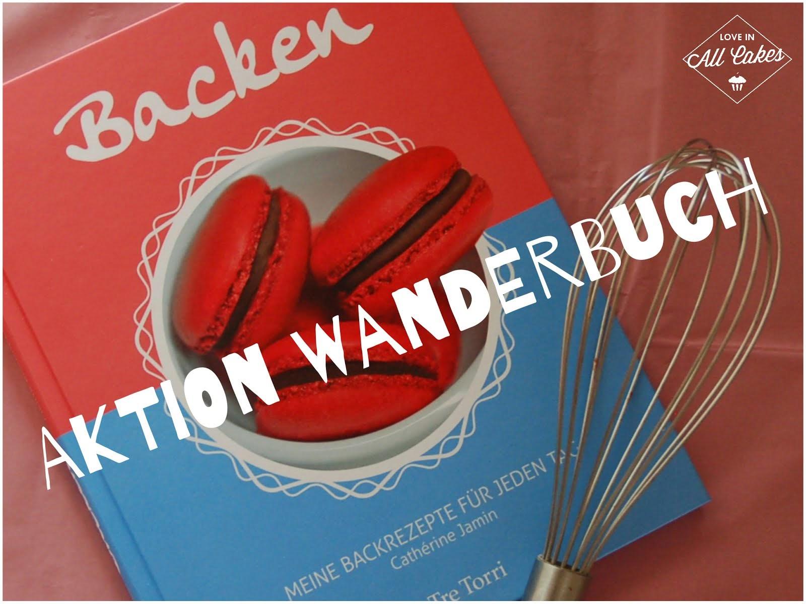 [Aktion] Wanderbuch - ein Buch unterwegs 2014