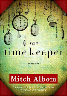 The Time Keeper, Mitch Albom cover