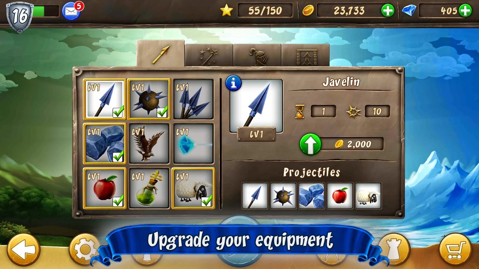 CastleStorm - Free to Siege v1.59 Mod [Unlimited Coins & Gems]