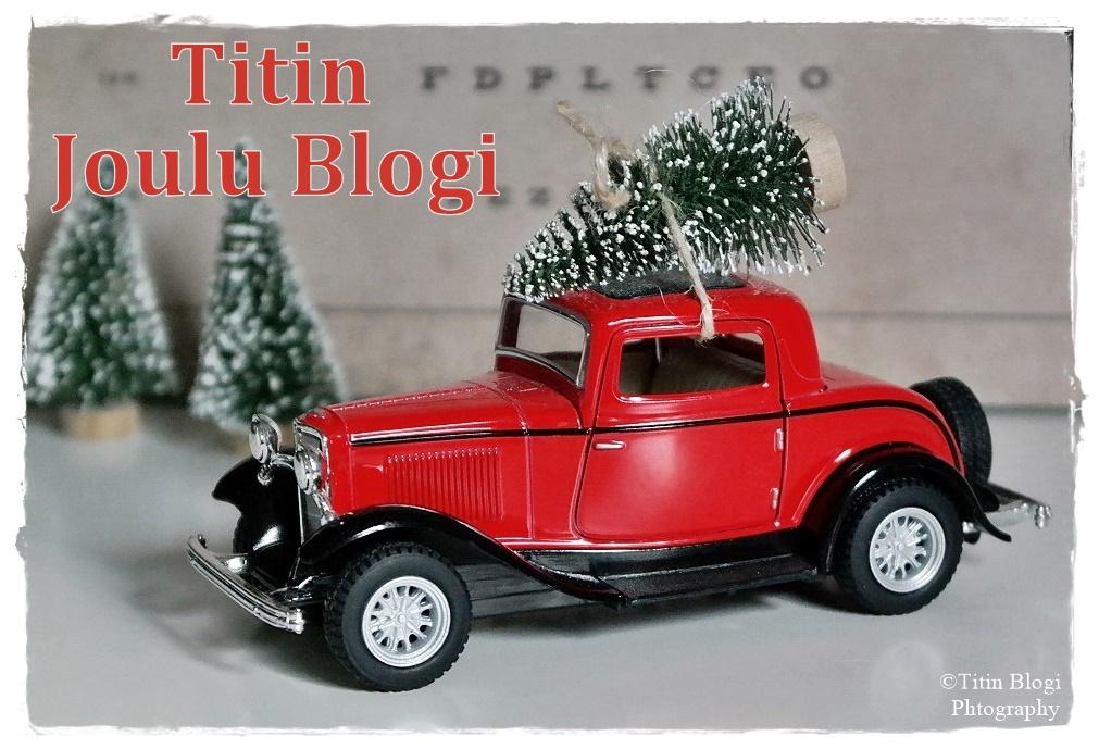 Titin Jouluinen Blogi