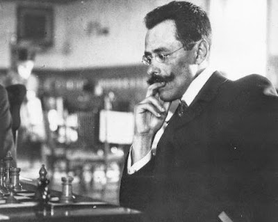 David Janowski, le risque aux échecs