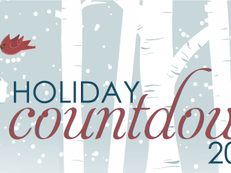 Holiday Countdown - Day 2