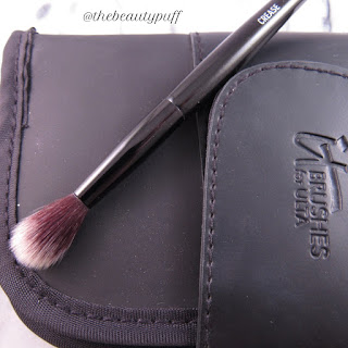 it brushes for ulta crease - the beauty puff