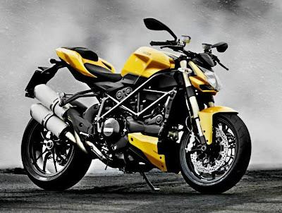 Ducati Streetfighter Bikes