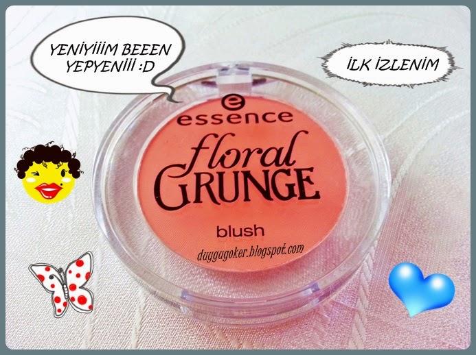 ESSENCE FLORAL GRUNGE SERİSİ
